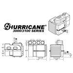 Hurricane 3100 - Inside Package -2