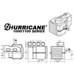 Hurricane 1100 - Inside Package -2