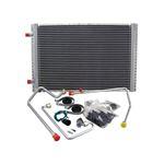 A/C System - Complete CAP-6600D-4