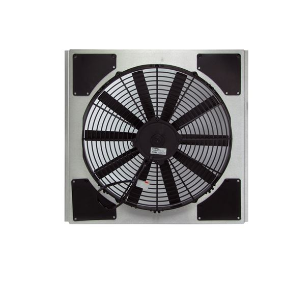 Universal Fit Fan & Shroud Kit with Wire Harness