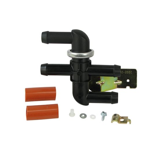 Heatr Bypass Valve, Cable Operated