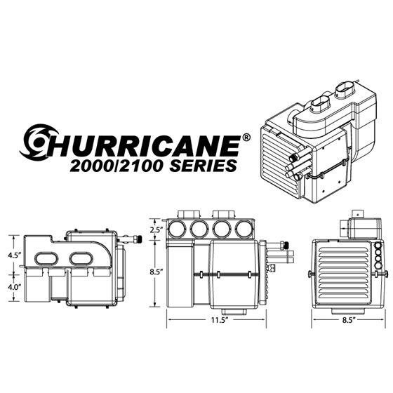Hurricane 2100 - Inside Package -2