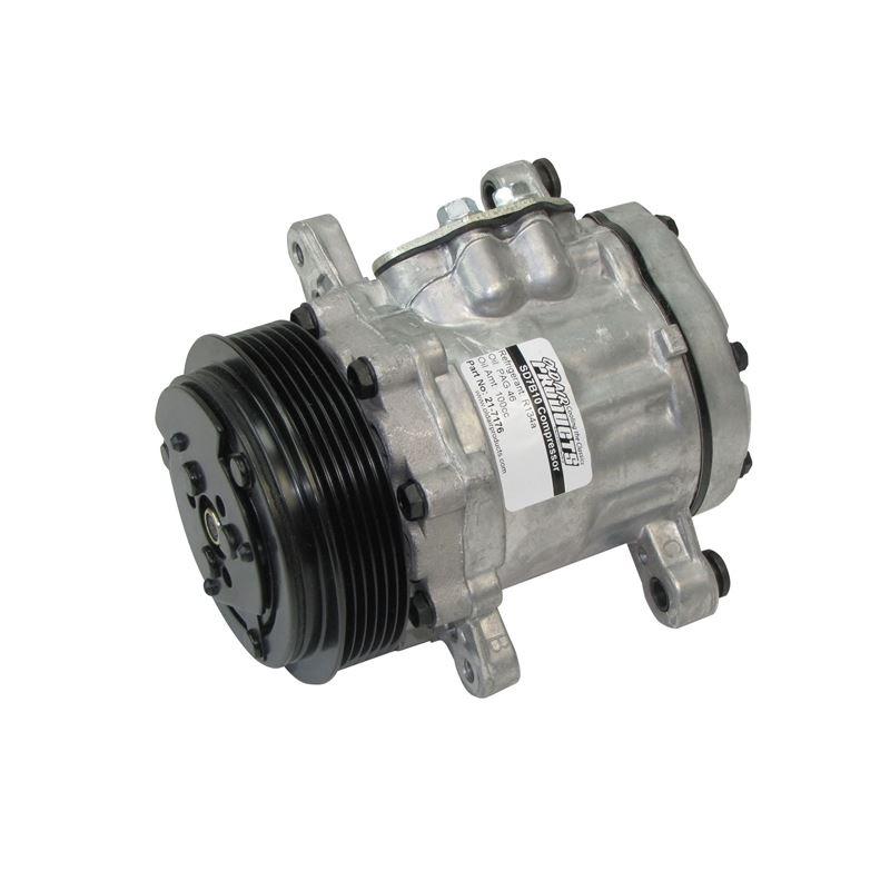 21-7176 - Compressor   SD7   134a   Serpentine Clu