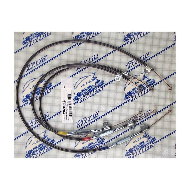 26-1066 - EZ Slider Cable Set | 1966 Buick Full Si