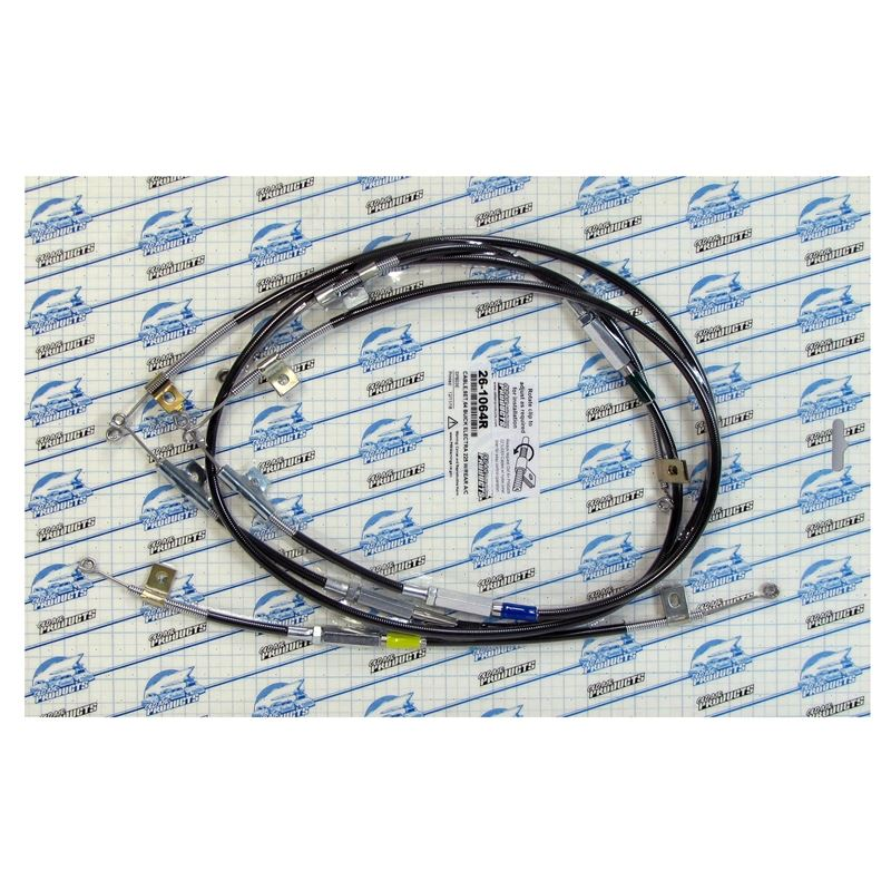 26-1064R - EZ Slider Cable Set | 1964 Buick Full S