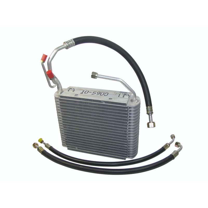 Evaporator Coil 59 Cadillac w/ Hoses 10-5900