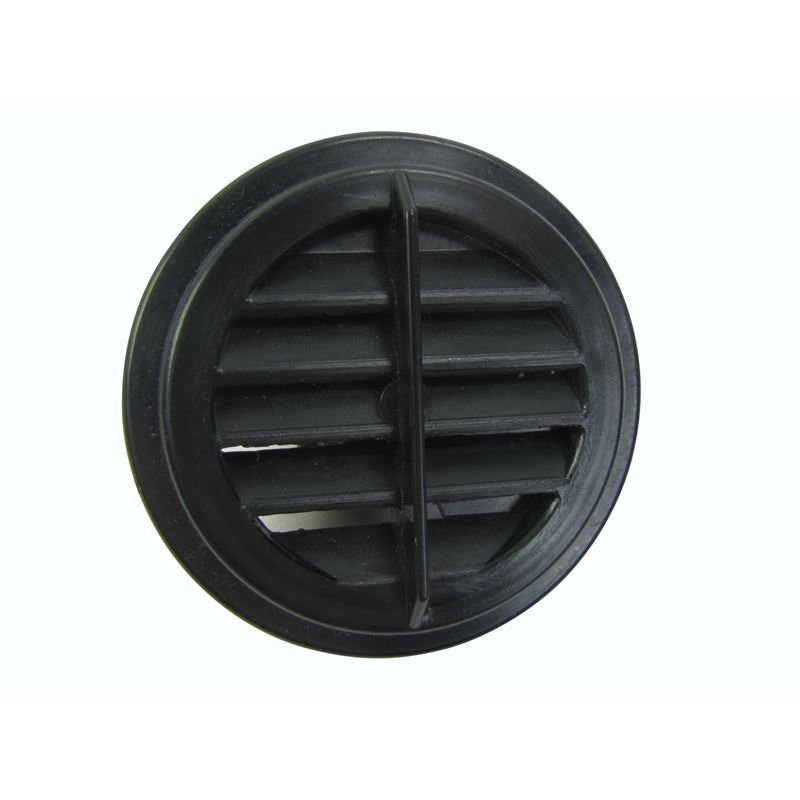 Rotating Lap and Floor Vent w/ Shutoff 32-6003