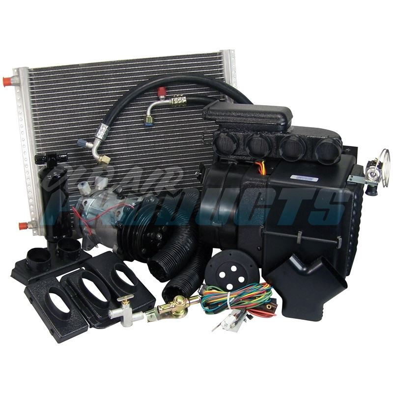 A/C System - Complete CAP-1071M-302
