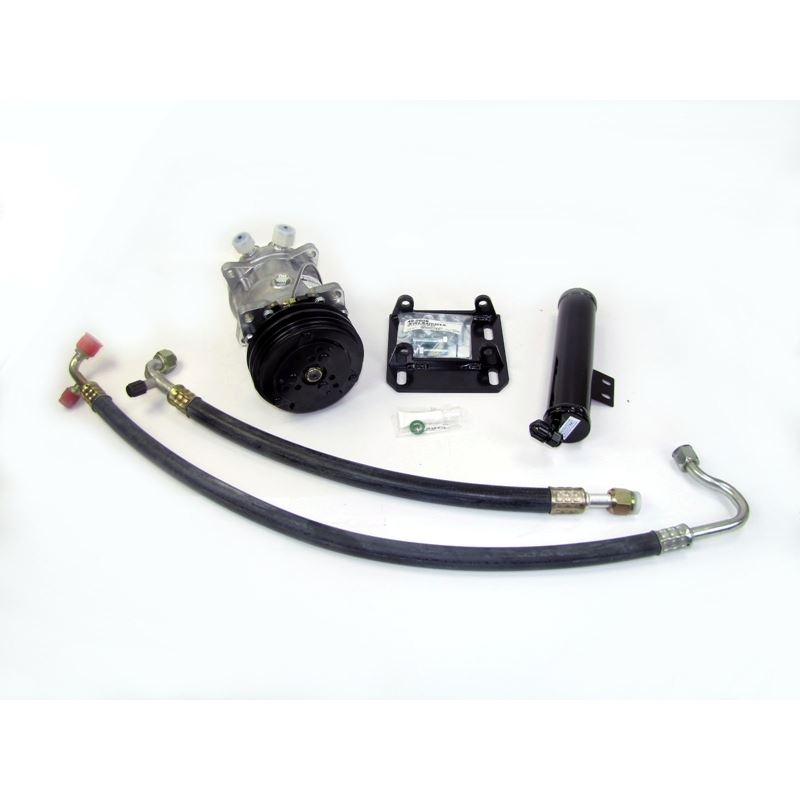 Compressor Conversion Kit 1967-68 w/6-Cyl