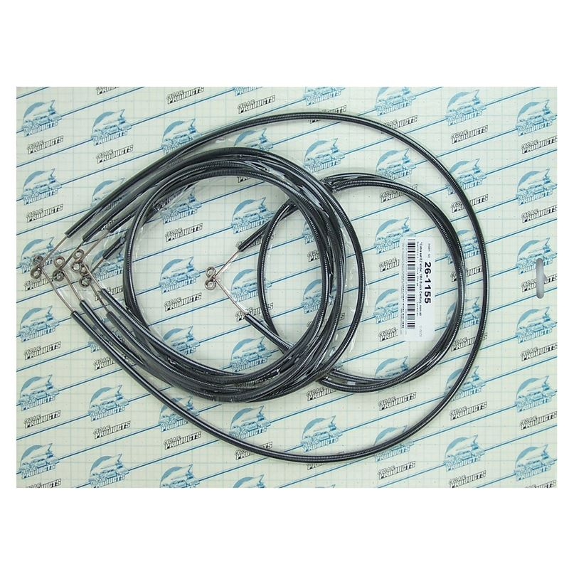 26-1155 - EZ Slider Cable Set | 1955 Buick Full Si