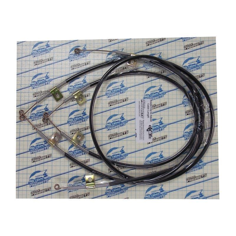 26-3468 - EZ Slider Cable Set | 1968 Chevrolet Che