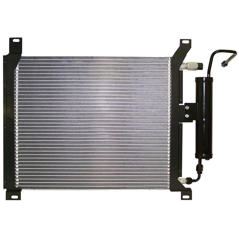 51-1069F - Condenser Kit | 1969-70 Ford Mustang, H