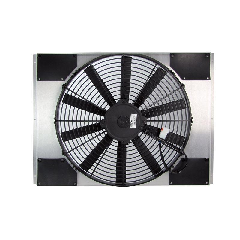 50-161220-16HP - Fan  Shroud Kit w/ Harness