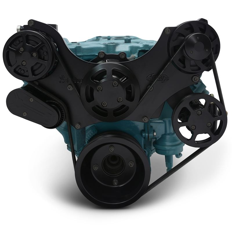 Eddie Motorsports | Pontiac 8-Bolt Water Pump | Ra