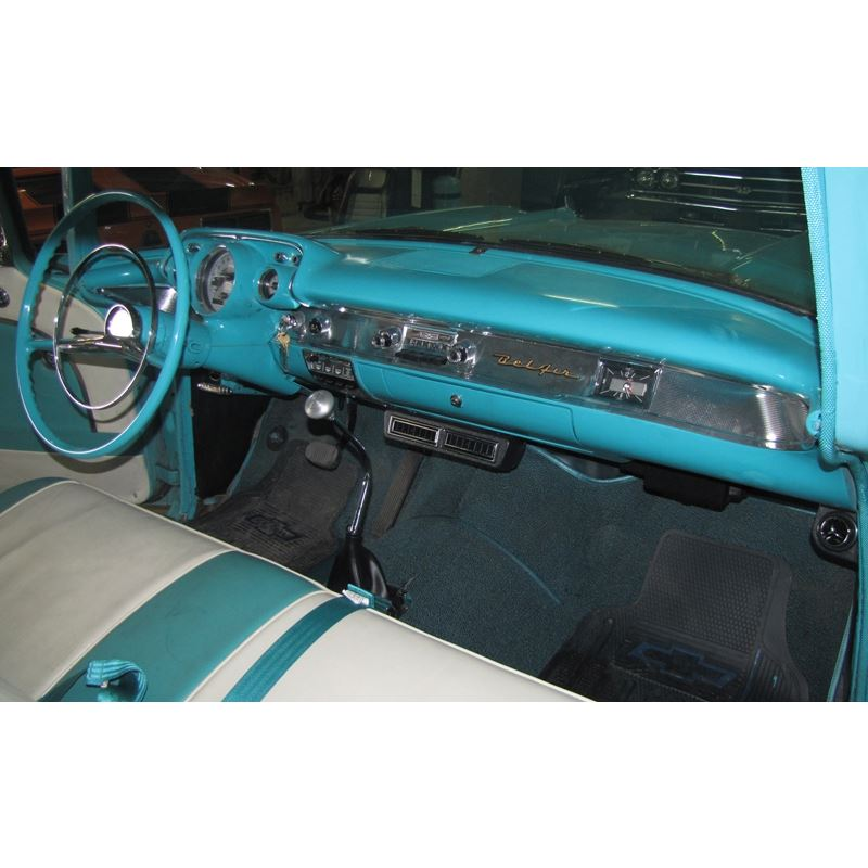 IP-7100 - Inside Package, 1957 Chevrolet Car (Elec
