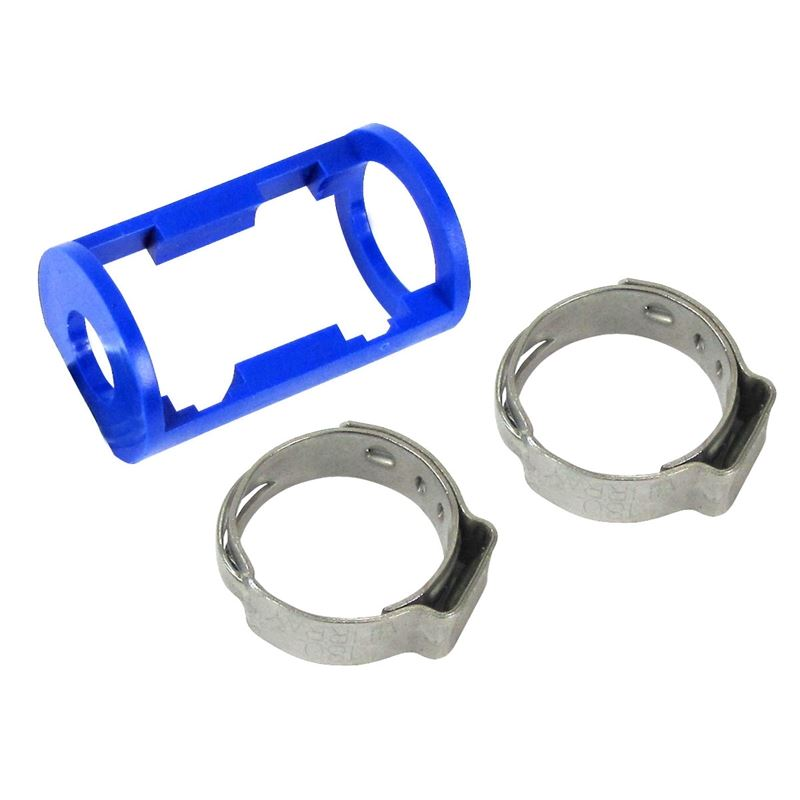 Cage and Clip Set for Simple-Crimp Fittings