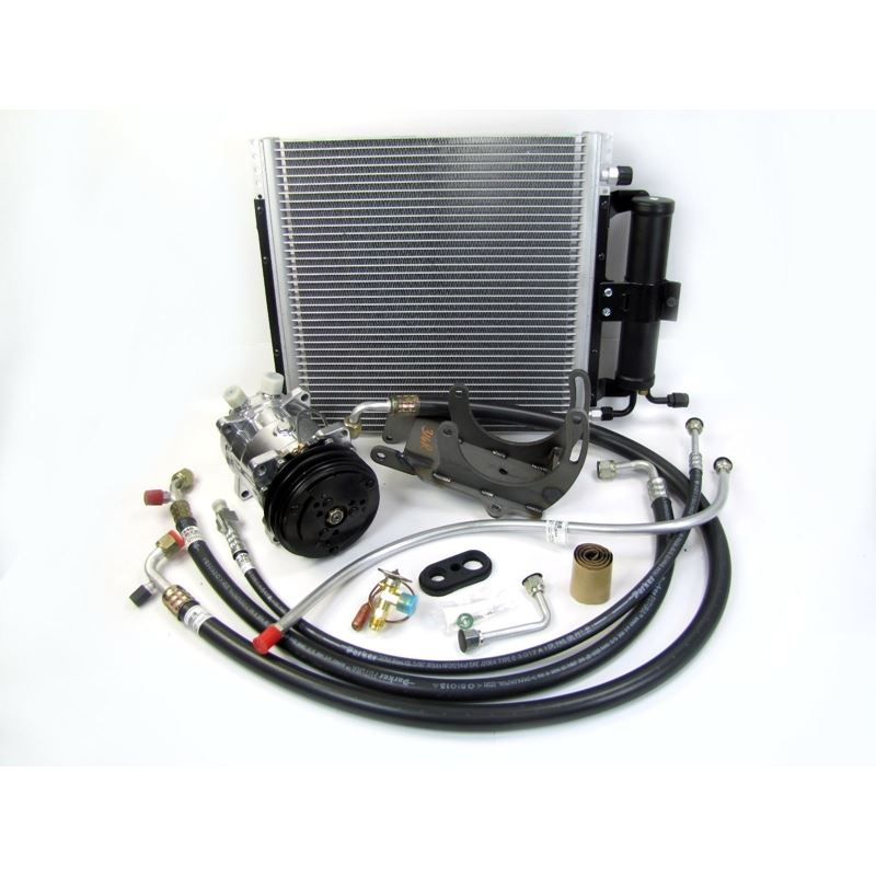 50-0015P - Underhood Performance Kit 1966 6-Cyl, (