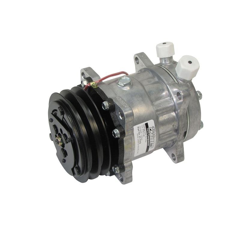 21-7312 - Compressor | Sanden 507, 134a, Vertical