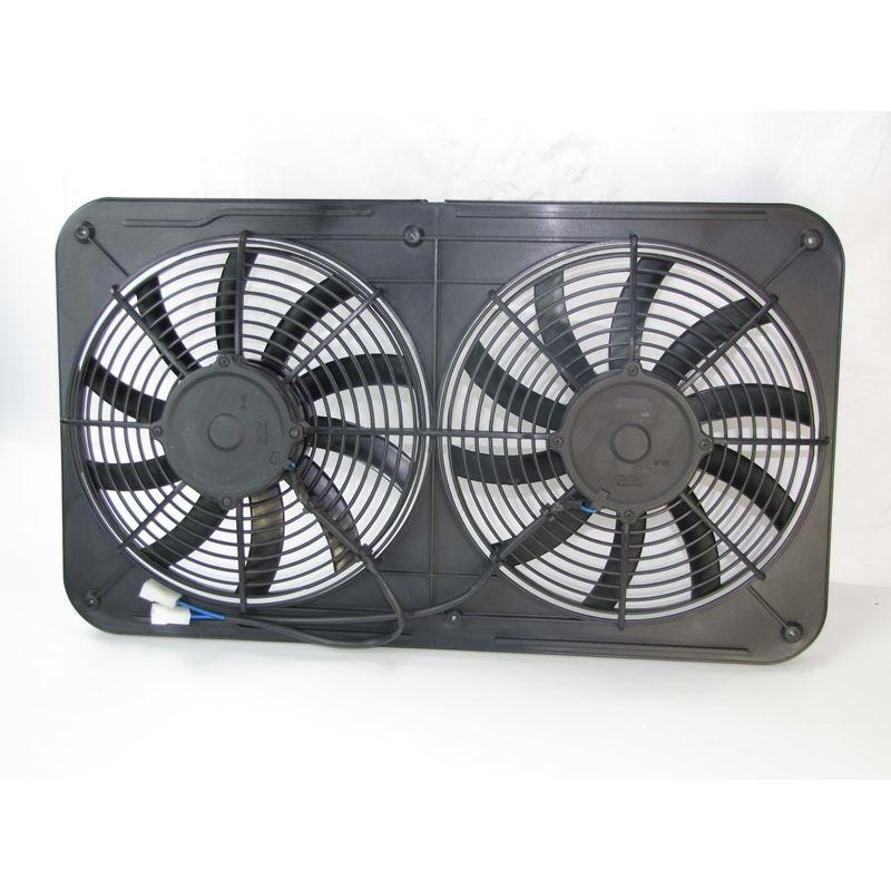17-1526SH - Fan and Shroud Assembly | Dual 225 Wat
