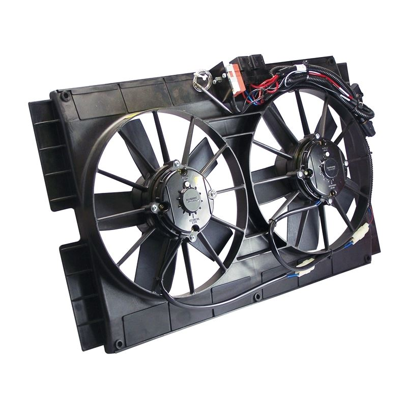 50-5067 - Dual Fan Assembly   1967-70 Mustang and