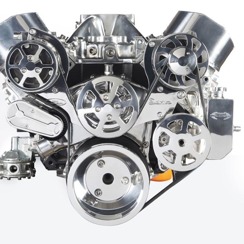 Eddie Motorsports | Chevrolet Big Block | Plastic