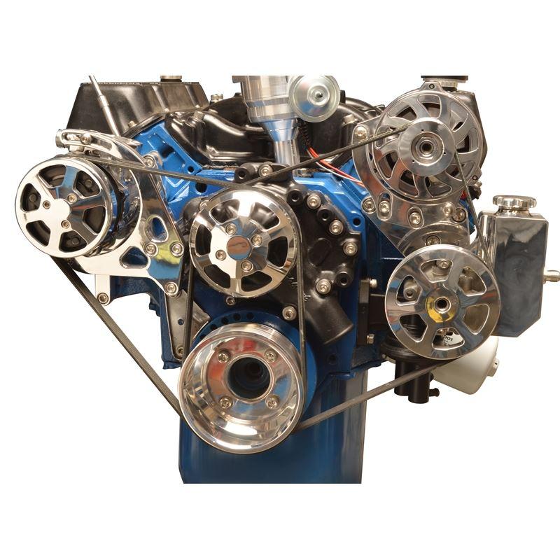 Eddie Motorsports | Ford Cleveland | Billet Power