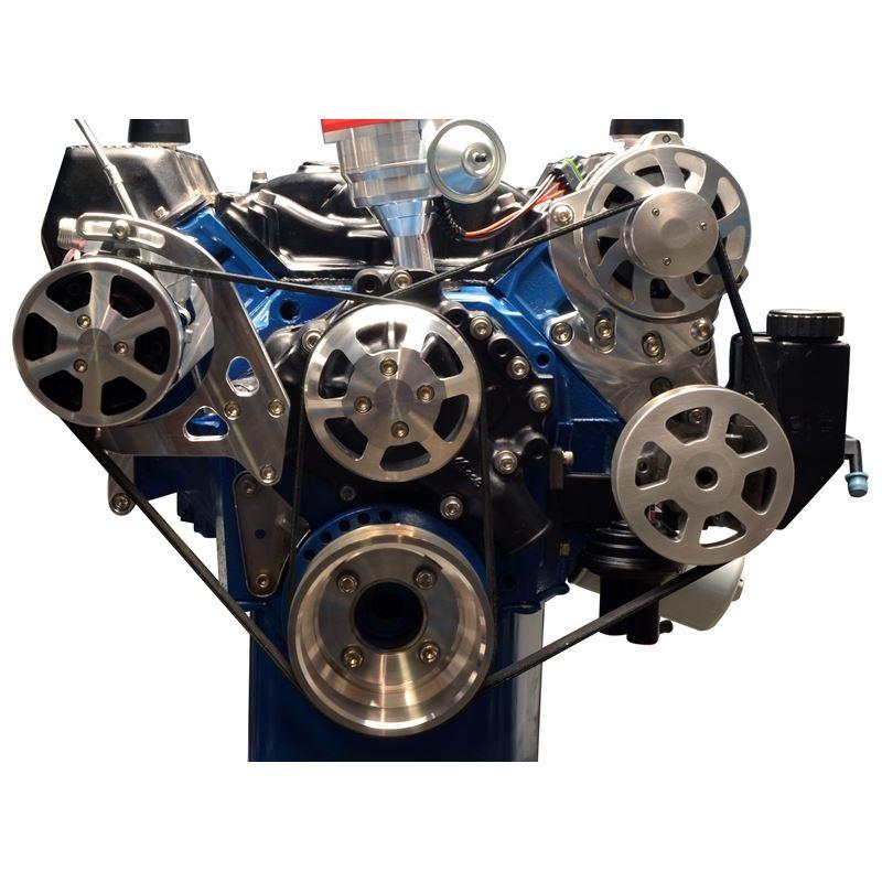 Eddie Motorsports   Ford Cleveland   Remote Power