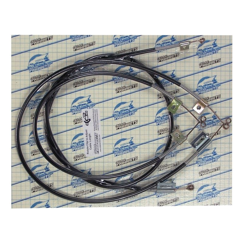 26-3469 - EZ Slider Cable Set | 1969 Chevrolet Che