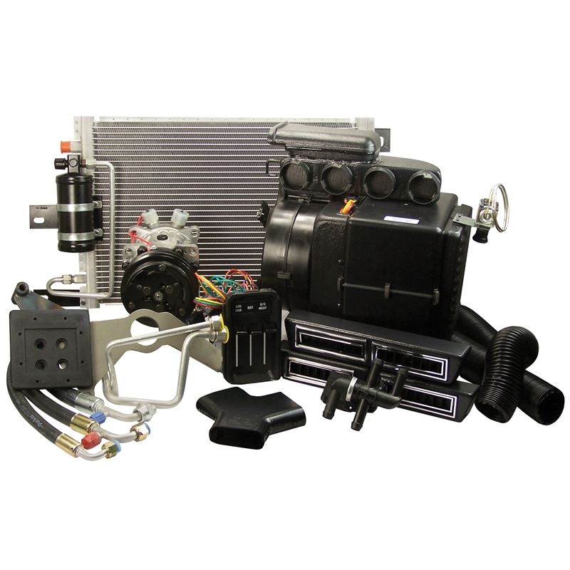 CAP-6610 - Complete A/C, Heat and Defrost System