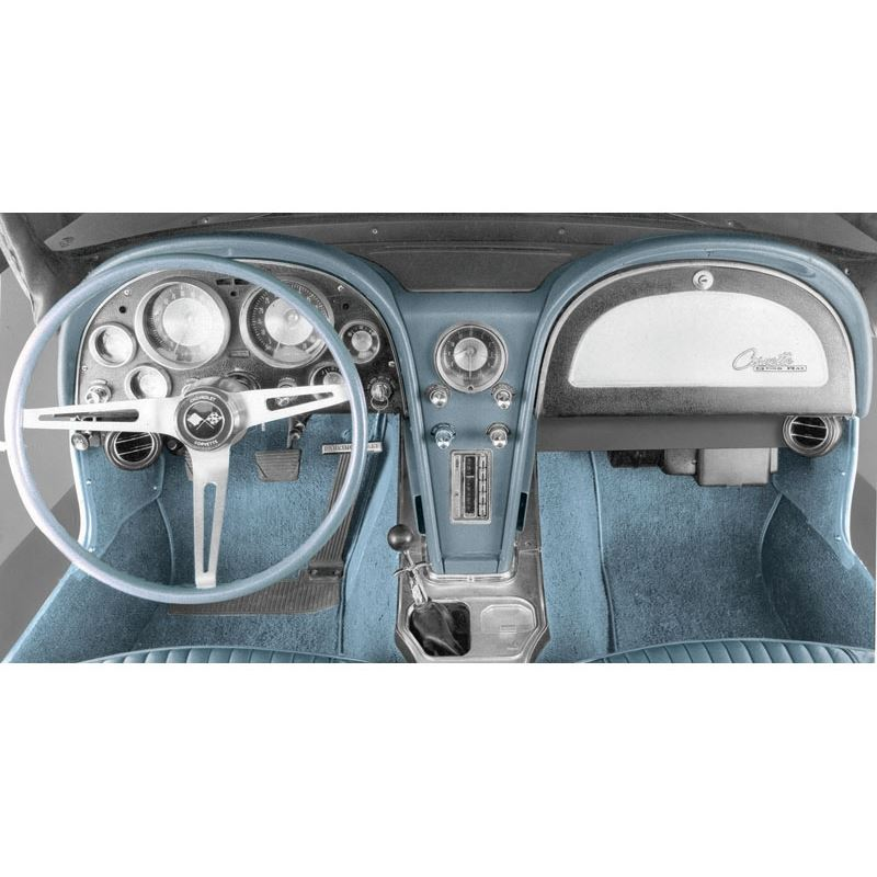 Complete AC System - 1963-65 Corvette CAP-1065S