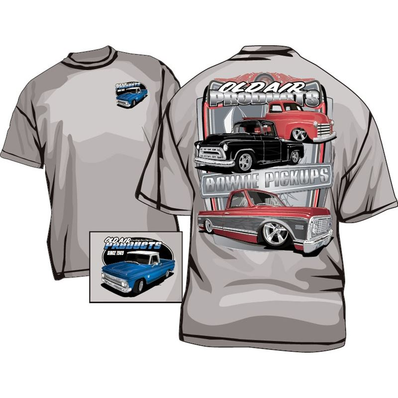 T-Shirt - Old Air Products 65-0508G