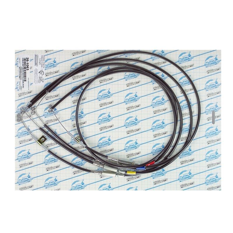 26-1063 - EZ Slider Cable Set | 1963 Buick Full Si