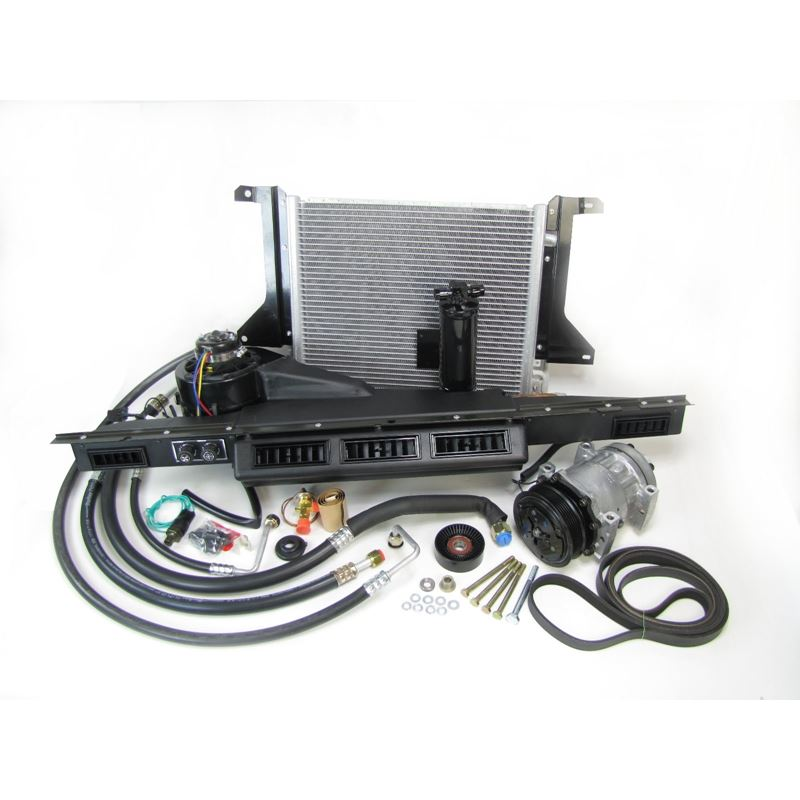 Complete A/C System CAP-8795 Jeep Wrangler 1987-19