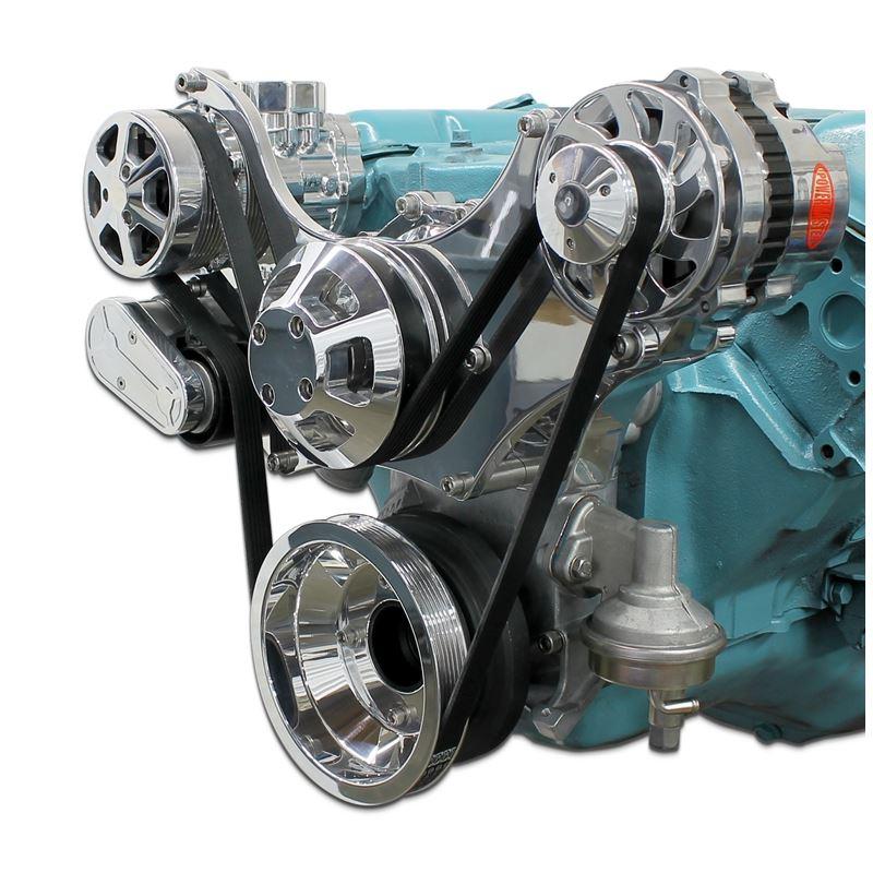 Eddie Motorsports | Pontiac 8-Bolt Water Pump | Ma