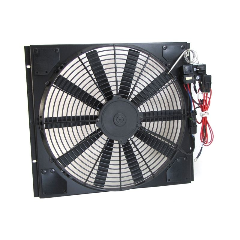 50-6465S - Fan  Shroud Assembly