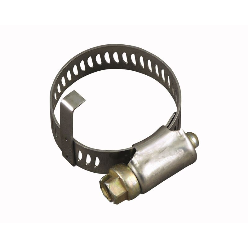 AC Hose Clamps with indicator tab