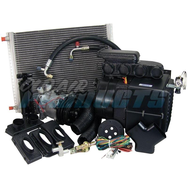 A/C System - Complete CAP-1071M-6