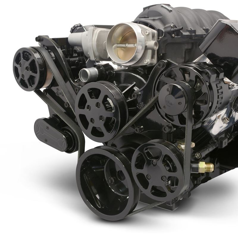 Eddie Motorsports | Chevrolet LS | Raven Series |