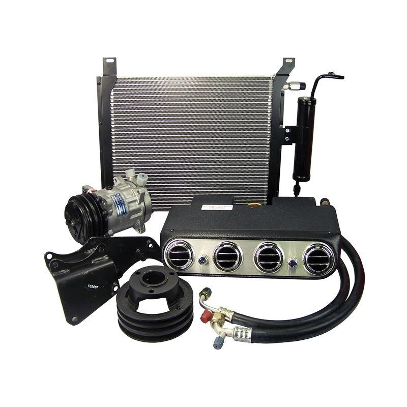 CAP-367M-289 - Complete Underdash A/C System