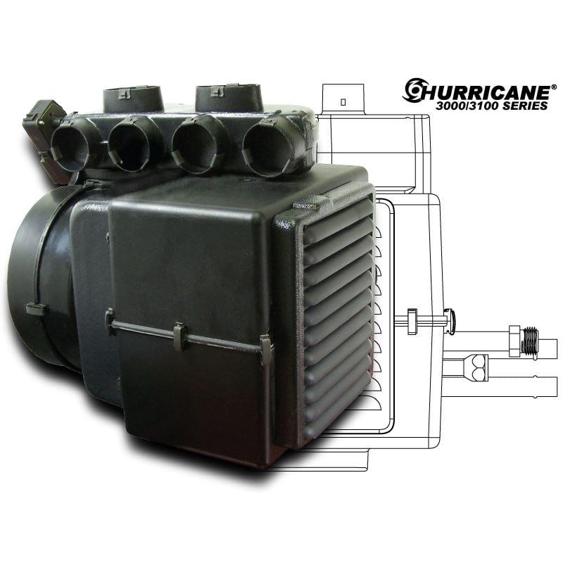 Hurricane 3100 - Inside Package