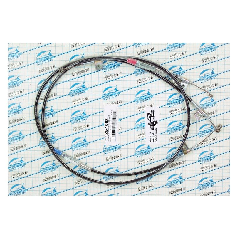 26-1068 - EZ Slider Cable Set | 1968 Buick Models