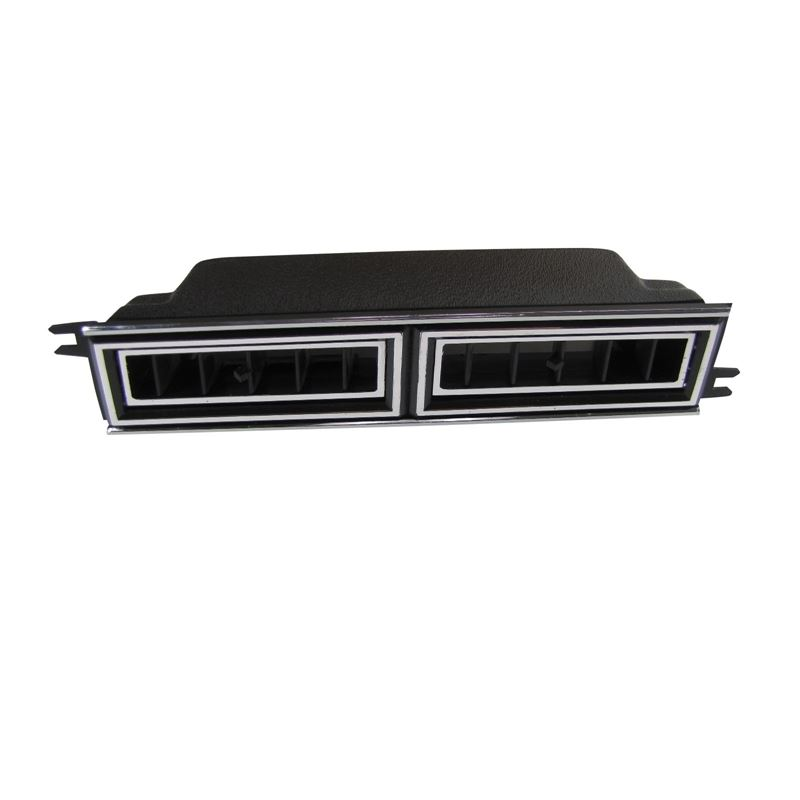 50-1067F Center Vent Louver 1967-68 Mustang, Couga