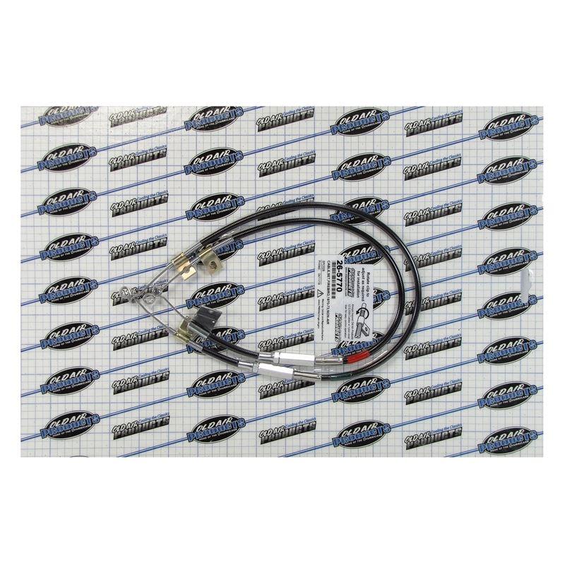 26-5770 - EZ Slider Cable Set | 1970-1976 Pontiac