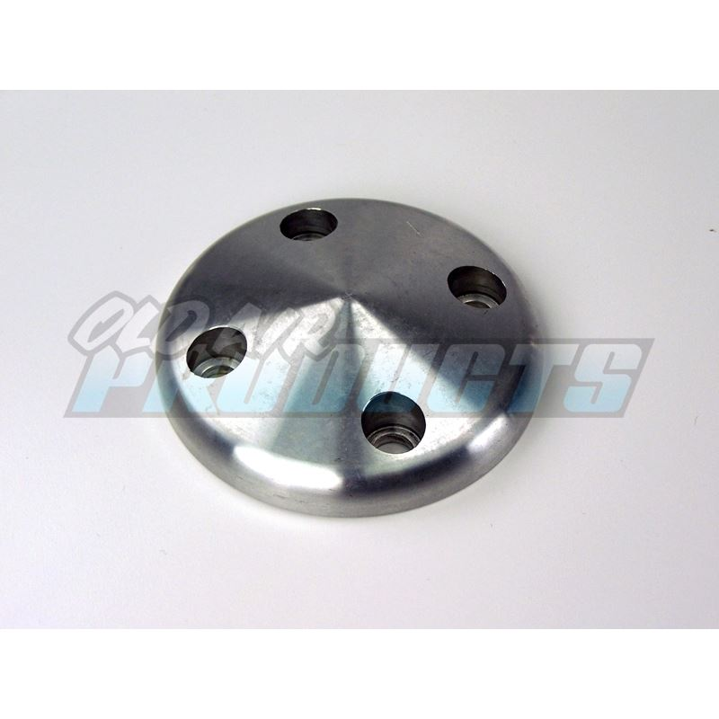Pulley Aluminum, Water Pump Hub Cover 101-0WPH
