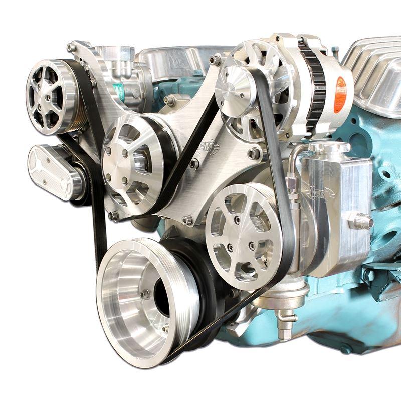 Eddie Motorsports | Pontiac 8-Bolt Water Pump | Bi