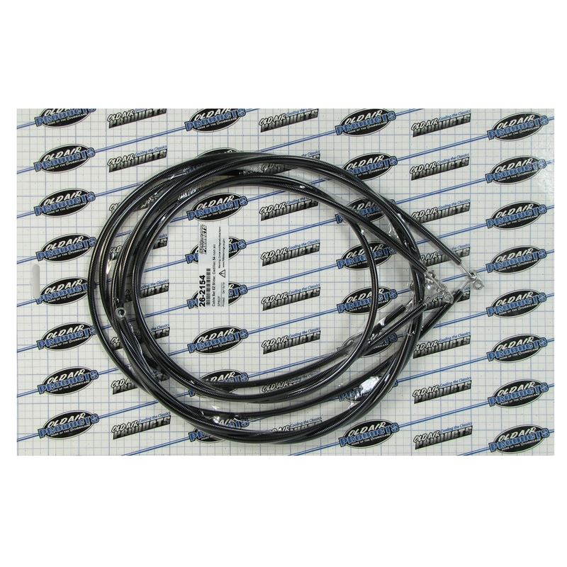 26-2154 - EZ Slider Cable Set | 1954-1956 Cadillac