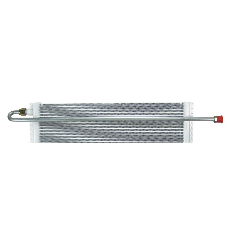12-0180 - A/C Tube | Universal Condenser Inlet, #8