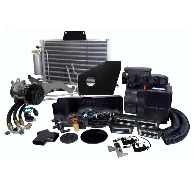 CAP-7215-U - Complete Package | Heater Cab w/ Heat