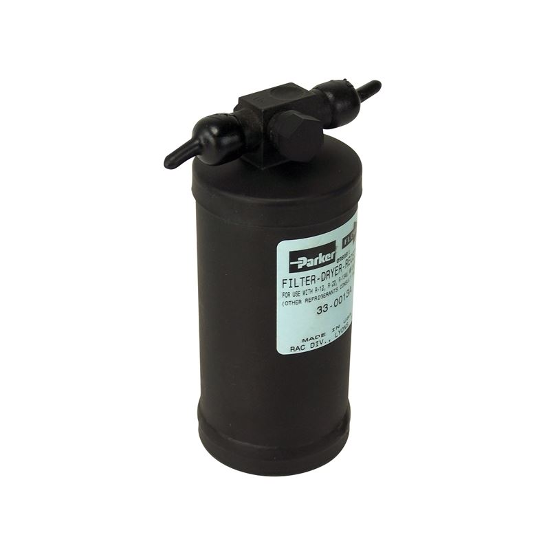 21-321S - Receiver Drier | Short, #6 O-Ring, 6-1/2