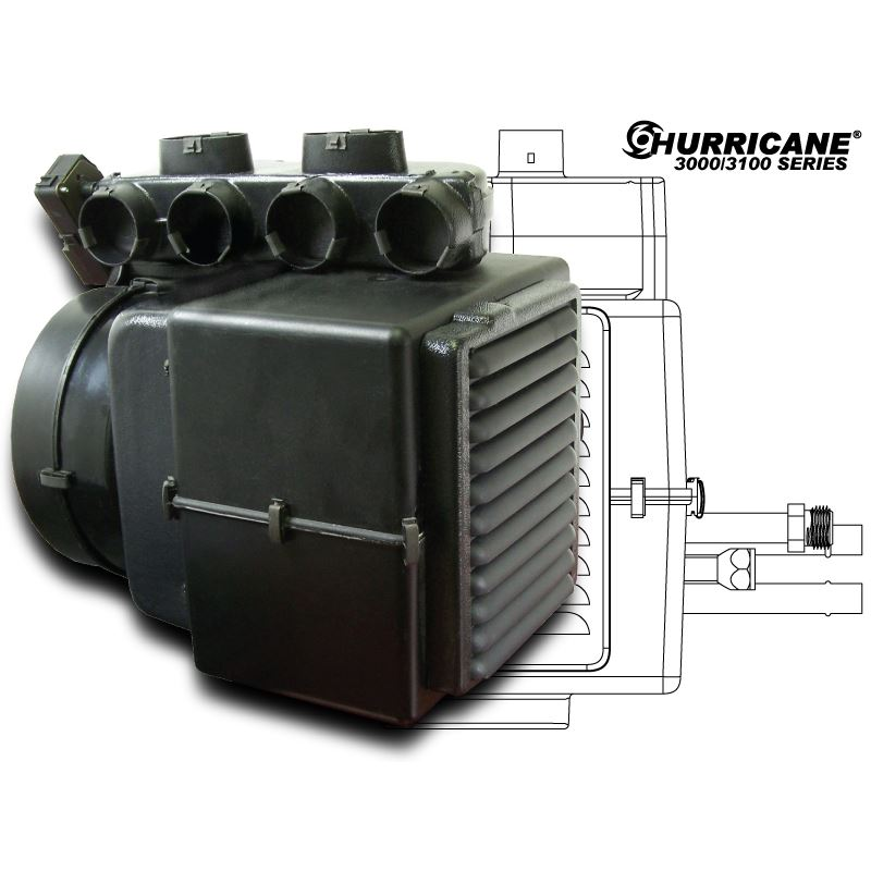 Hurricane 3100 - Complete System